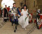 Рыцарская свадьба Евгения и Евгении