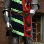 Доспехи рыцарей (10-15 век)