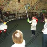 Детские праздники с рыцарями