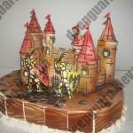 Эксклюзивные свадебные торты на заказ